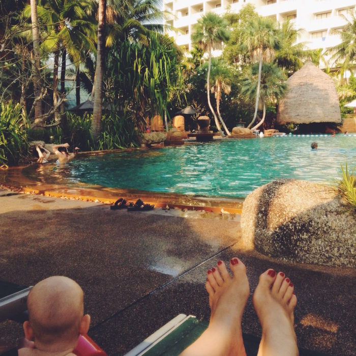Urlaub in der Elternzeit