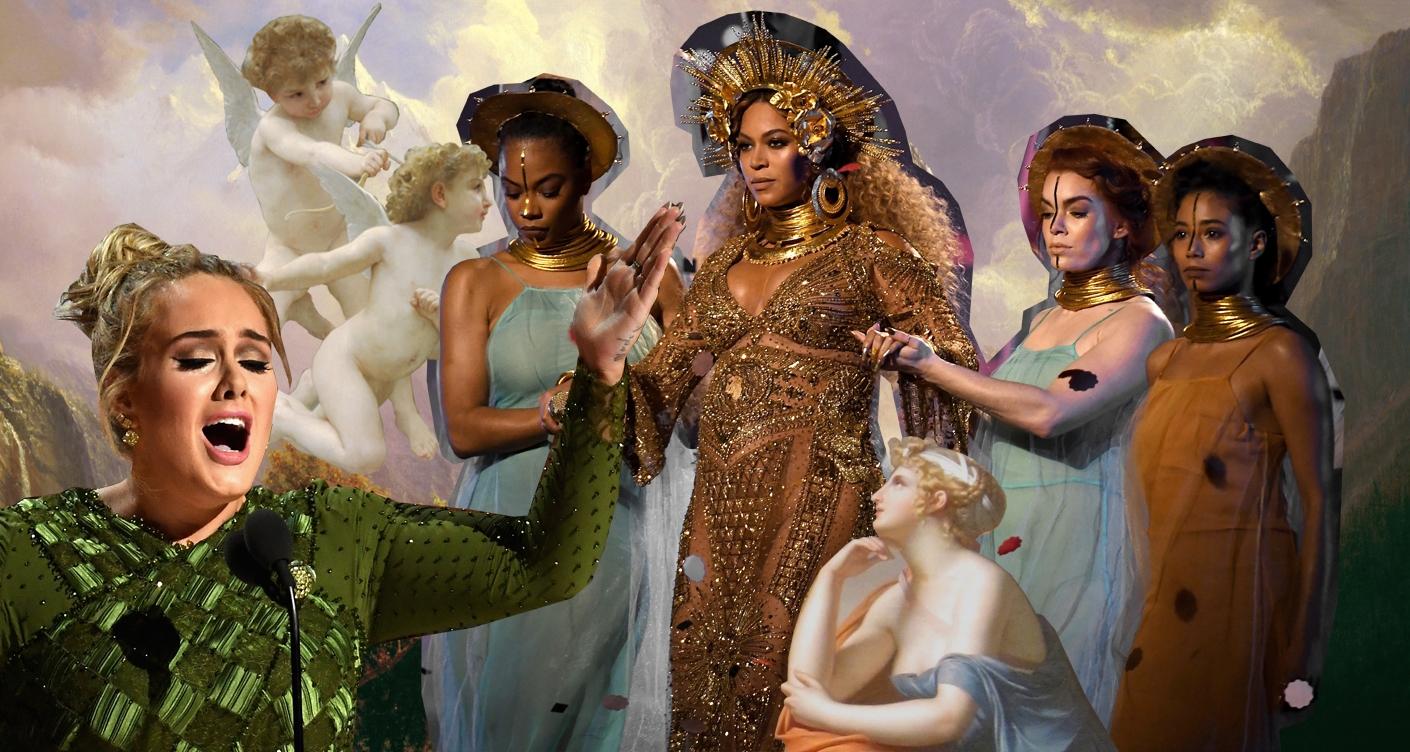 Beyonce_Adele