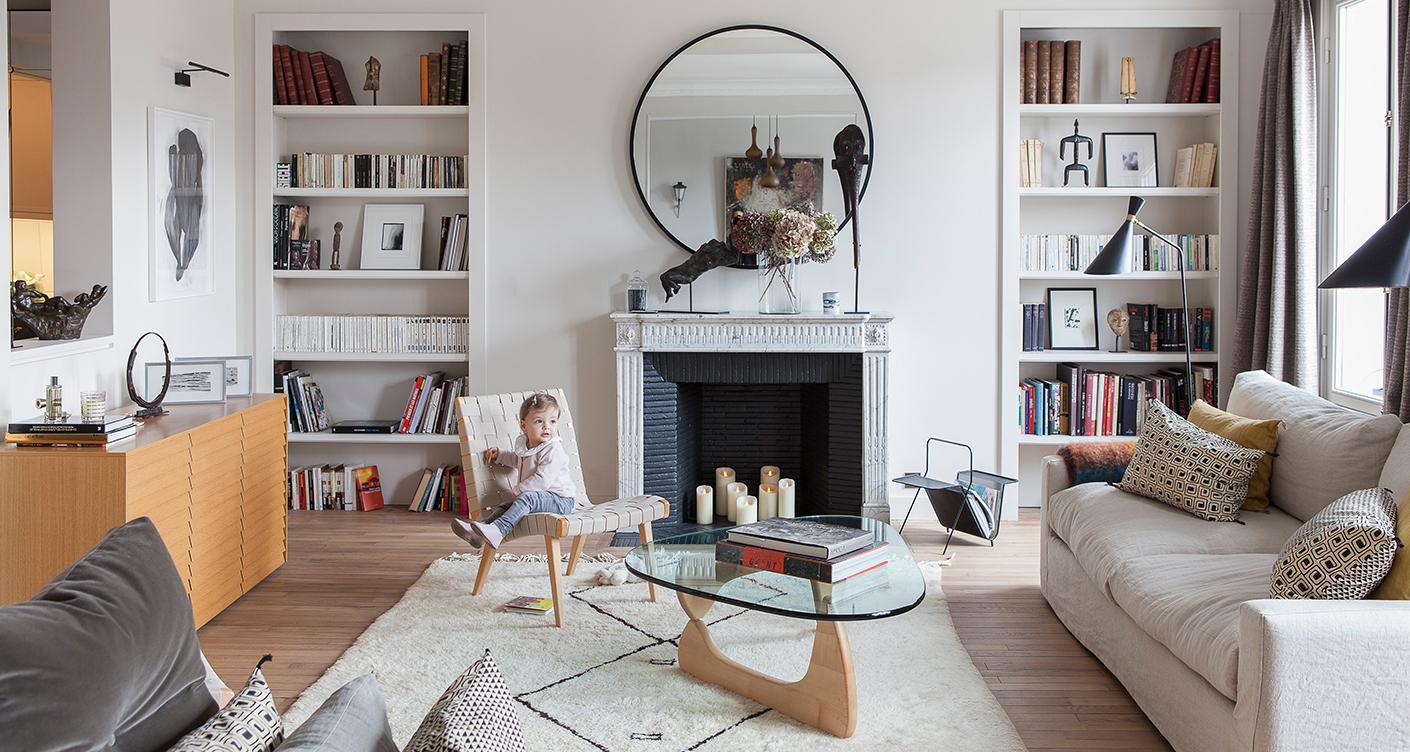 Homestory Moderner Stilmix In Paris
