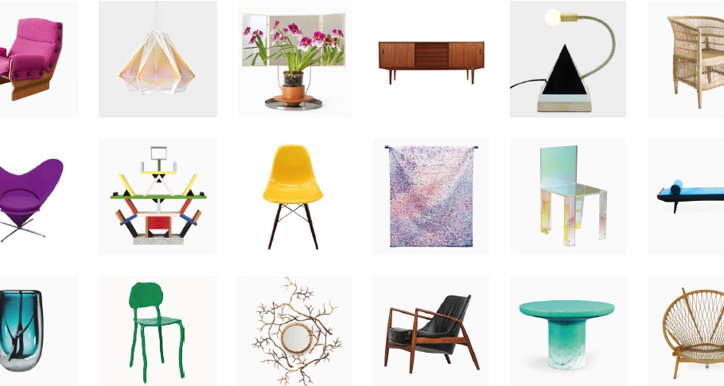 494c5511664472 Wohninspiration  Vintage-Möbel und Contemporary Design online shoppen