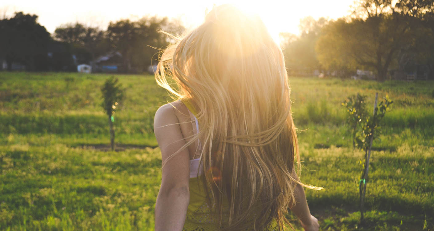 Sonnenschutz für die Haare