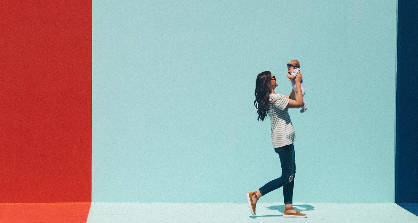 Selbstbewusstsein als Mutter, Dakota Corbin, unsplash