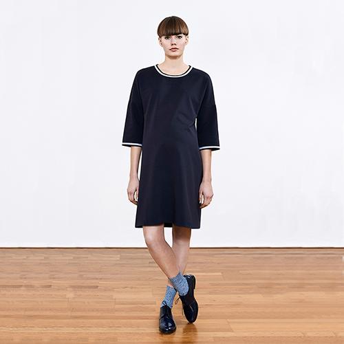 Jerseykleid, ca. 69 Euro, von Paula Janz