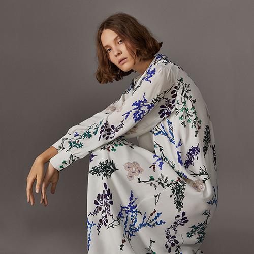 Hemdkleid, ca. 100 Euro, von Massimo Dutti