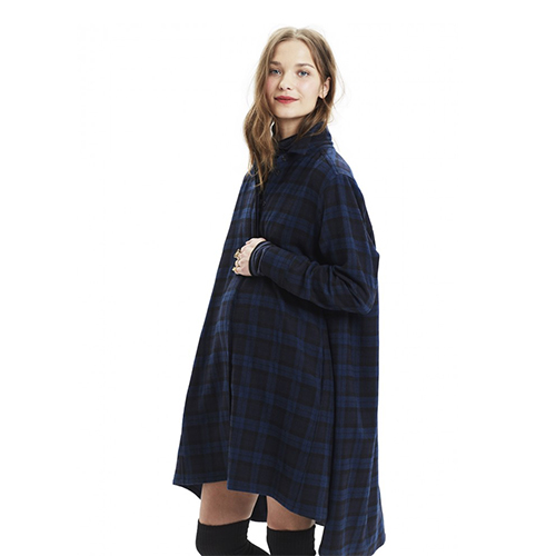 Flanellkleid, ca. 215 Euro, von Hatch Collection