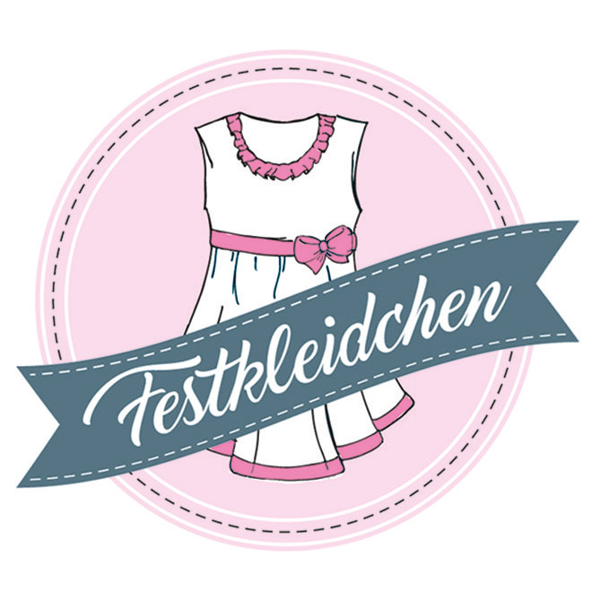 Festkleidchen Logo