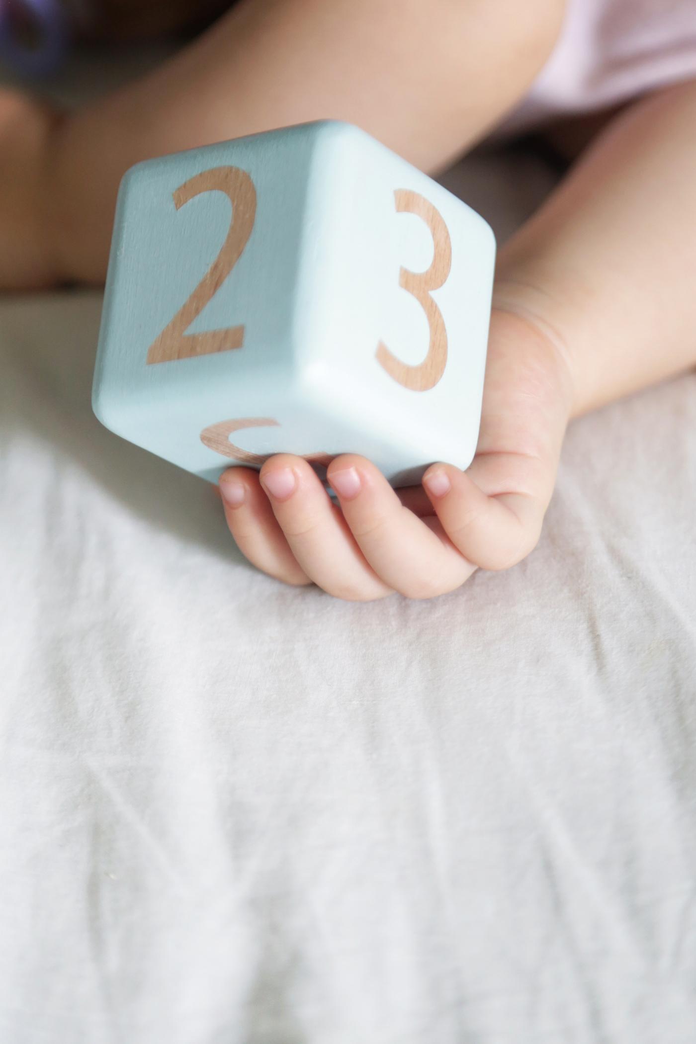 Montessori Spielzeug für Babys