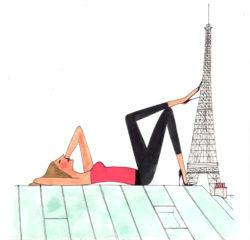 My little Paris, Kanako