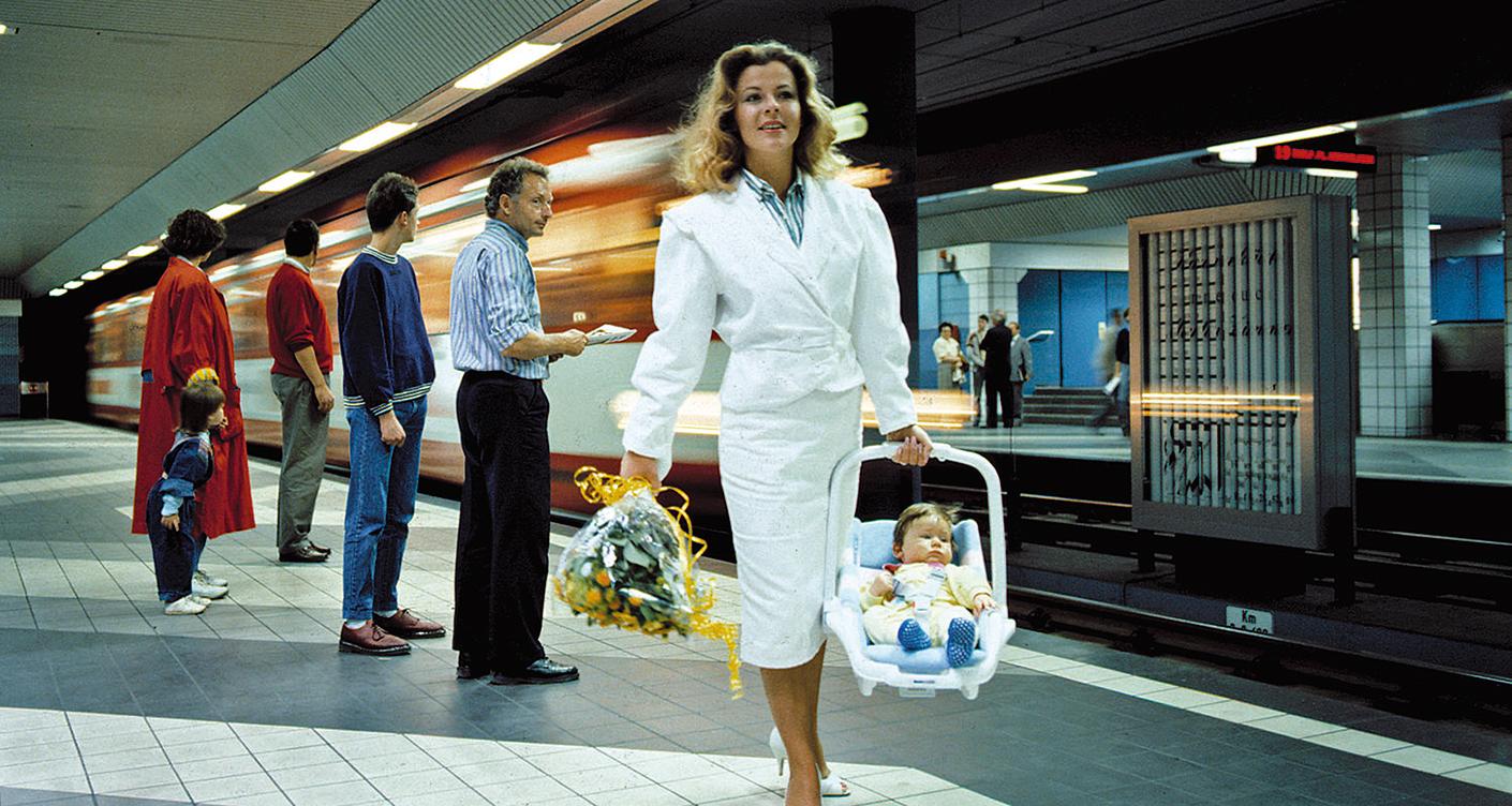Maxi Cosi in den 1980er Jahren