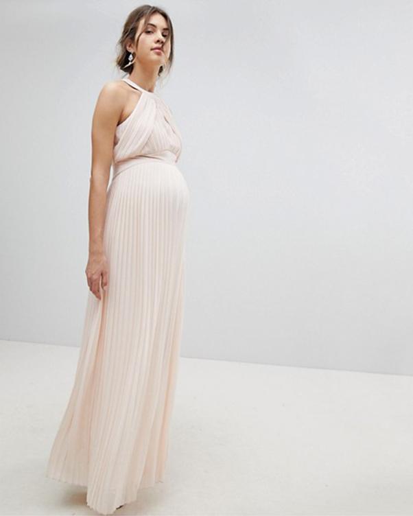 brautkleid schwanger asos maternity wedding