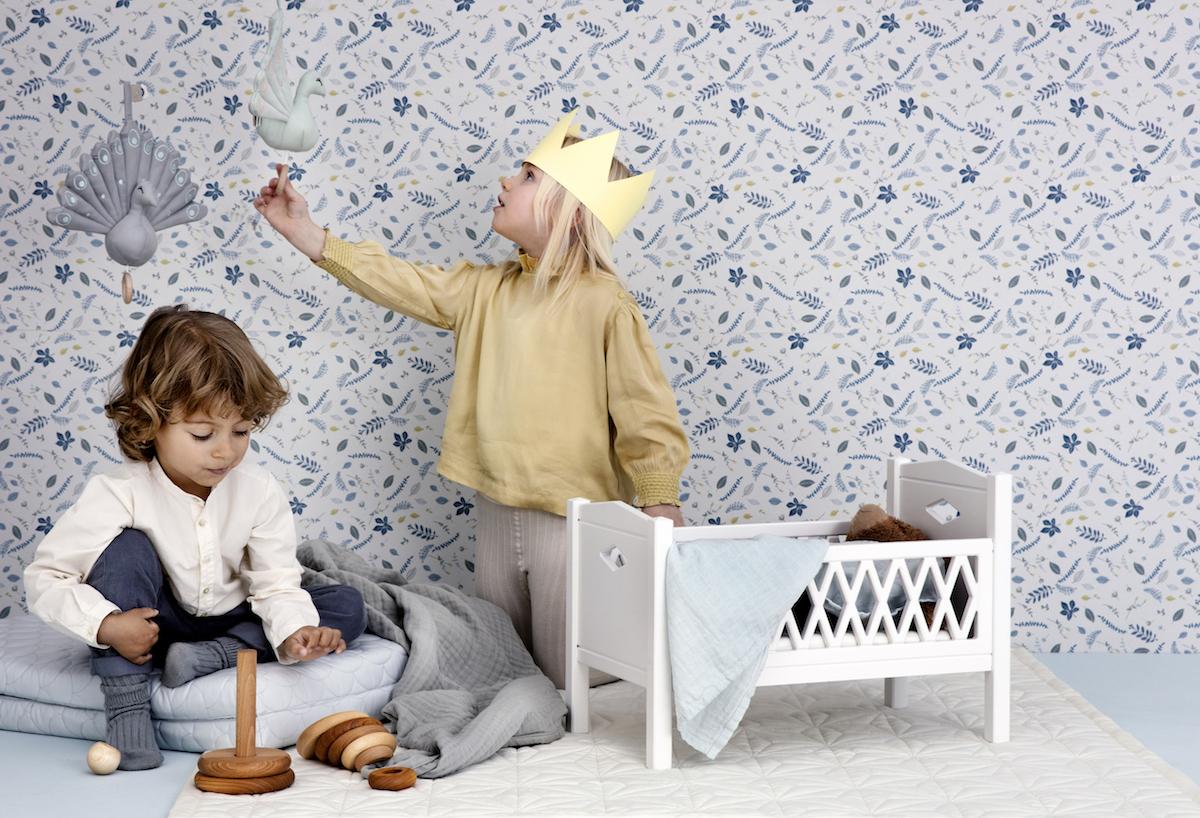 Kinder spielen mit Cam Cam Copenhagen