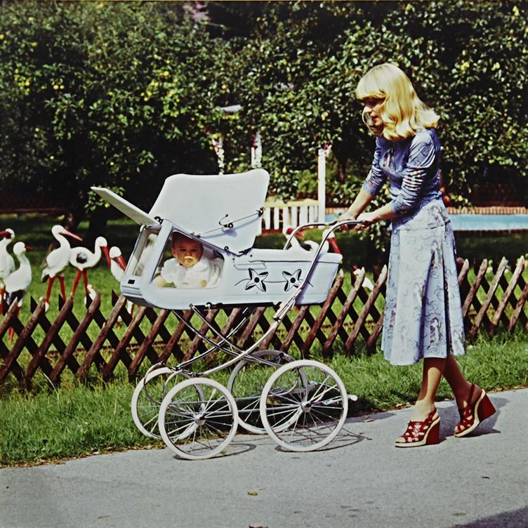 Geschichte Des Kinderwagens Gesslein Vintage Kinderwagen