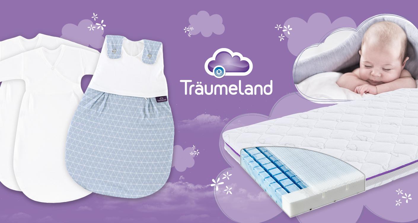 Schlafsack Träumeland