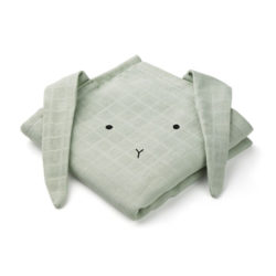 Mulltuch Liewood Hase Hasenohren Spucktuch Stilltuch Musselin Baumwolle Baby Erstausstattung
