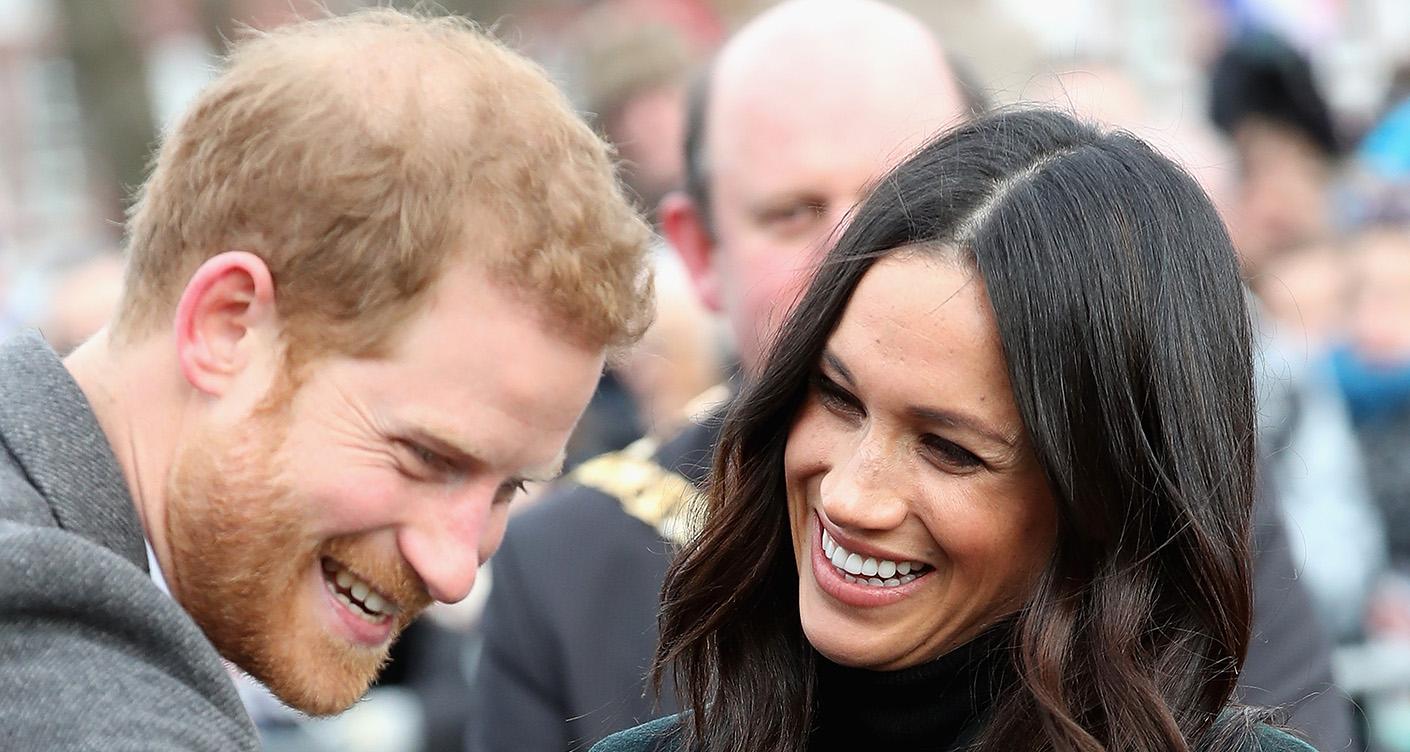 Hochzeit Prince Harry Meghan Markle