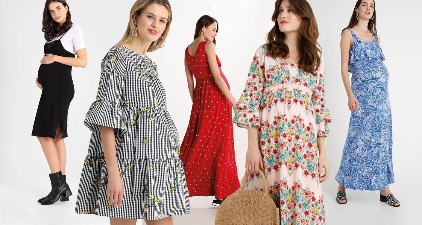 Sommerkleider-Schwangerschaft-Slider