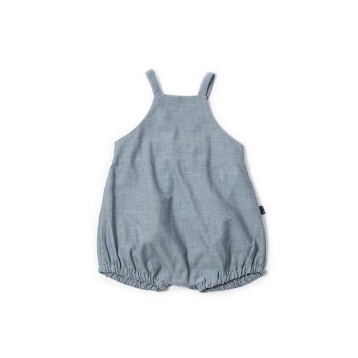 Monkind Denim Romper Einteiler Baby Kleinkind Kleidung Kleidermarke Einteiler Berliner Label