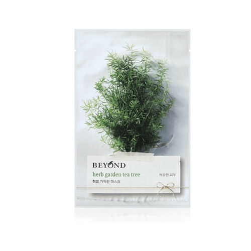 Beyond, Tea Tree Sheet Mask, ca. 6 Euro