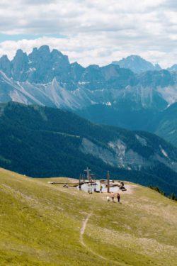 Mit Kindern in den Dolomiten