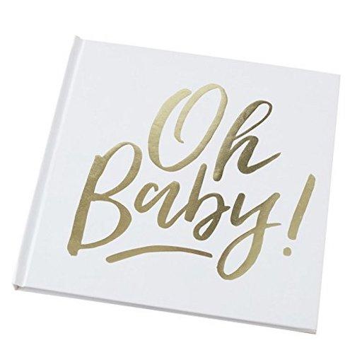 Gästebuch Widmung Wünsche Babyparty Babyshower Erinnerungen Momente Freunde Familie