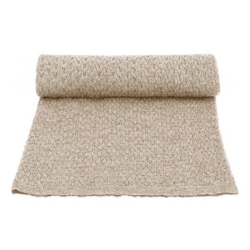 Babydecke Decke aus Merinowolle Erstausstattung Geschenk zur Geburt einkuscheln Herbst Winter