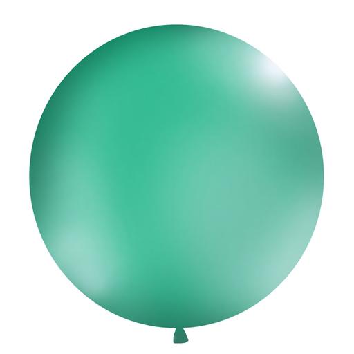 Luftballon Babyparty Babyshower Dekoration grüner Luftballon XXL Luftballon