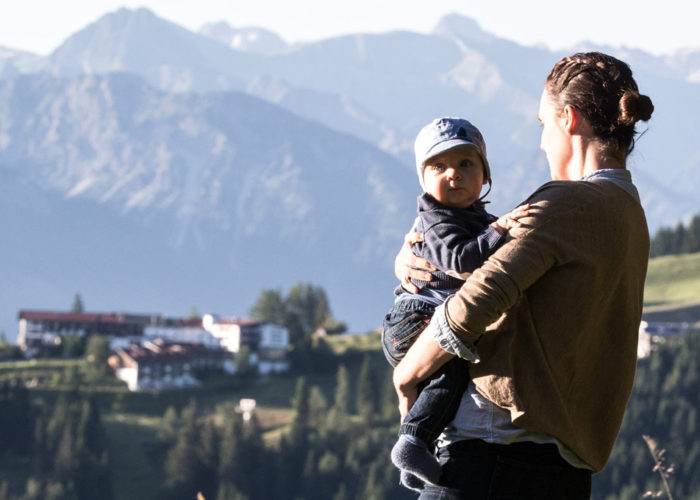 Reisen mit Baby Hotels Luna mum 31