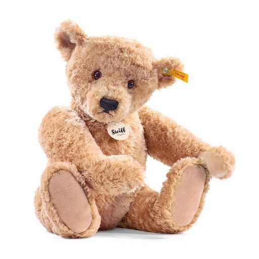 Teddy von Steiff Geschenk zur Geburt Baby Kind Stofftier