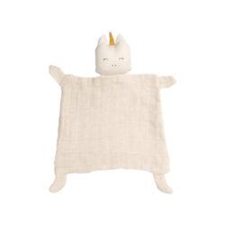 Kuscheltuch Einhorn Fabelab Baby Erstausstattung Geschenk zur Geburt