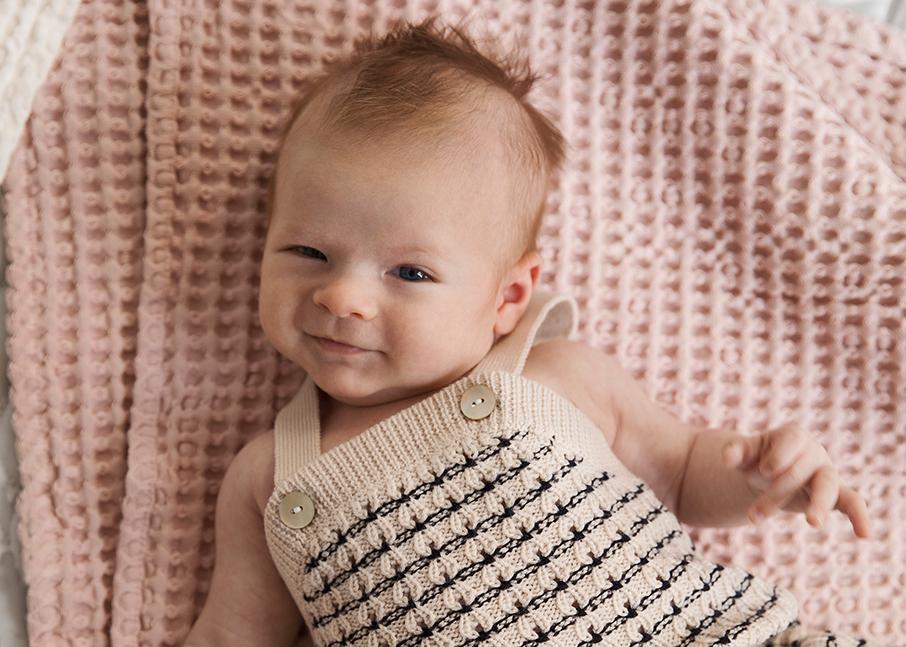 Strickmode für Babies