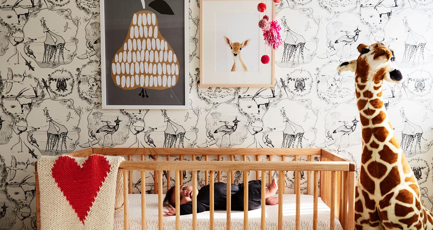 Tierische Dekoideen Furs Babyzimmer