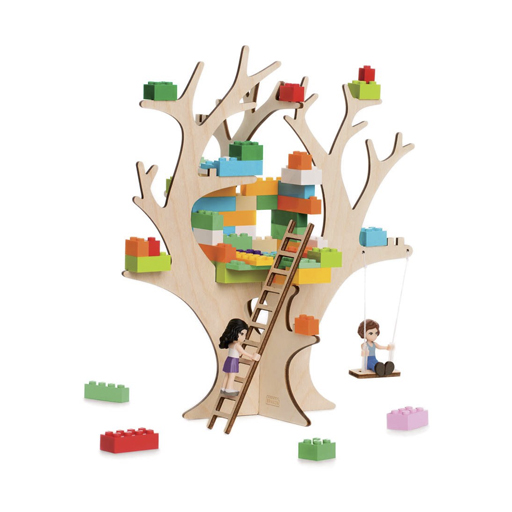 Brikkon Konstruktionspiel Baum
