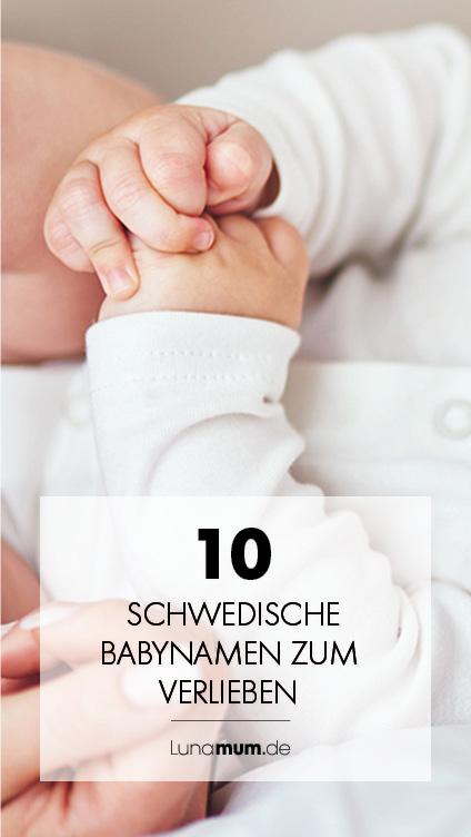 Pinterest Schwedische Babynamen