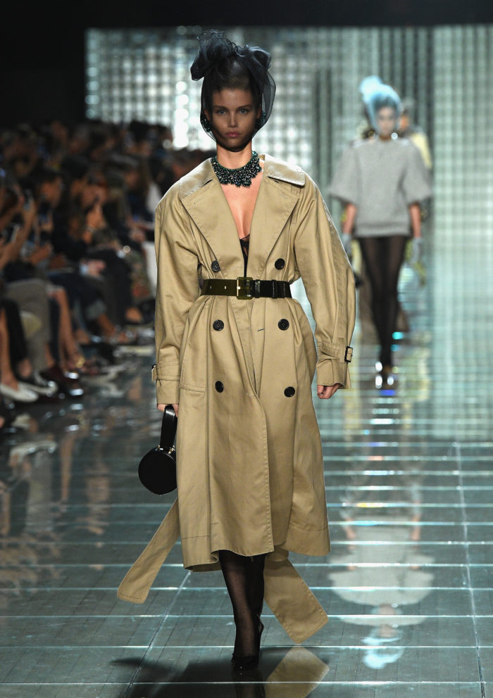 Trench Marc Jacobs Spring 2019