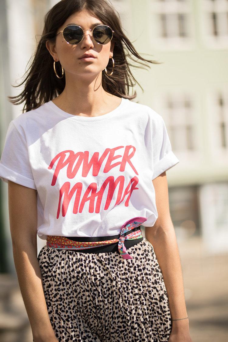 Power Mama Statement-Shirts