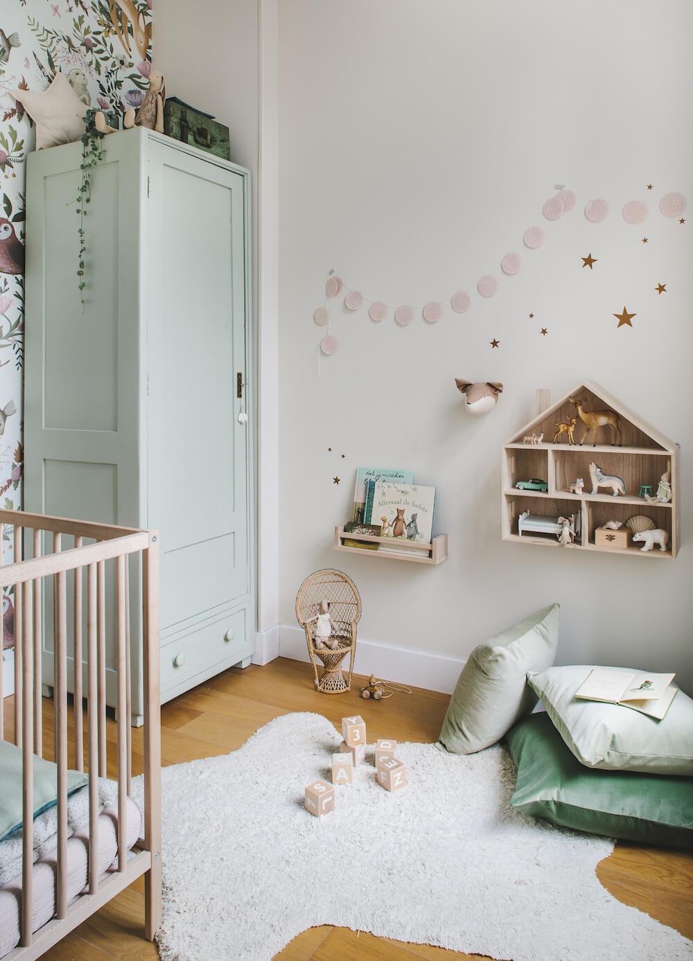 Kleines Kinderzimmer einrichten