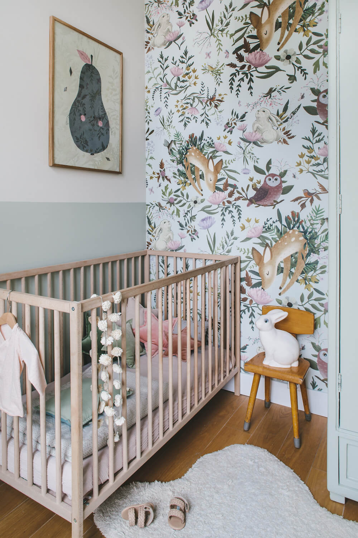 Kleines Kinderzimmer - So nutzt ihr den Platz perfekt