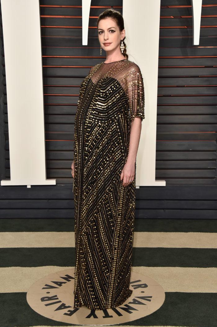 Anne Hathaway schwanger