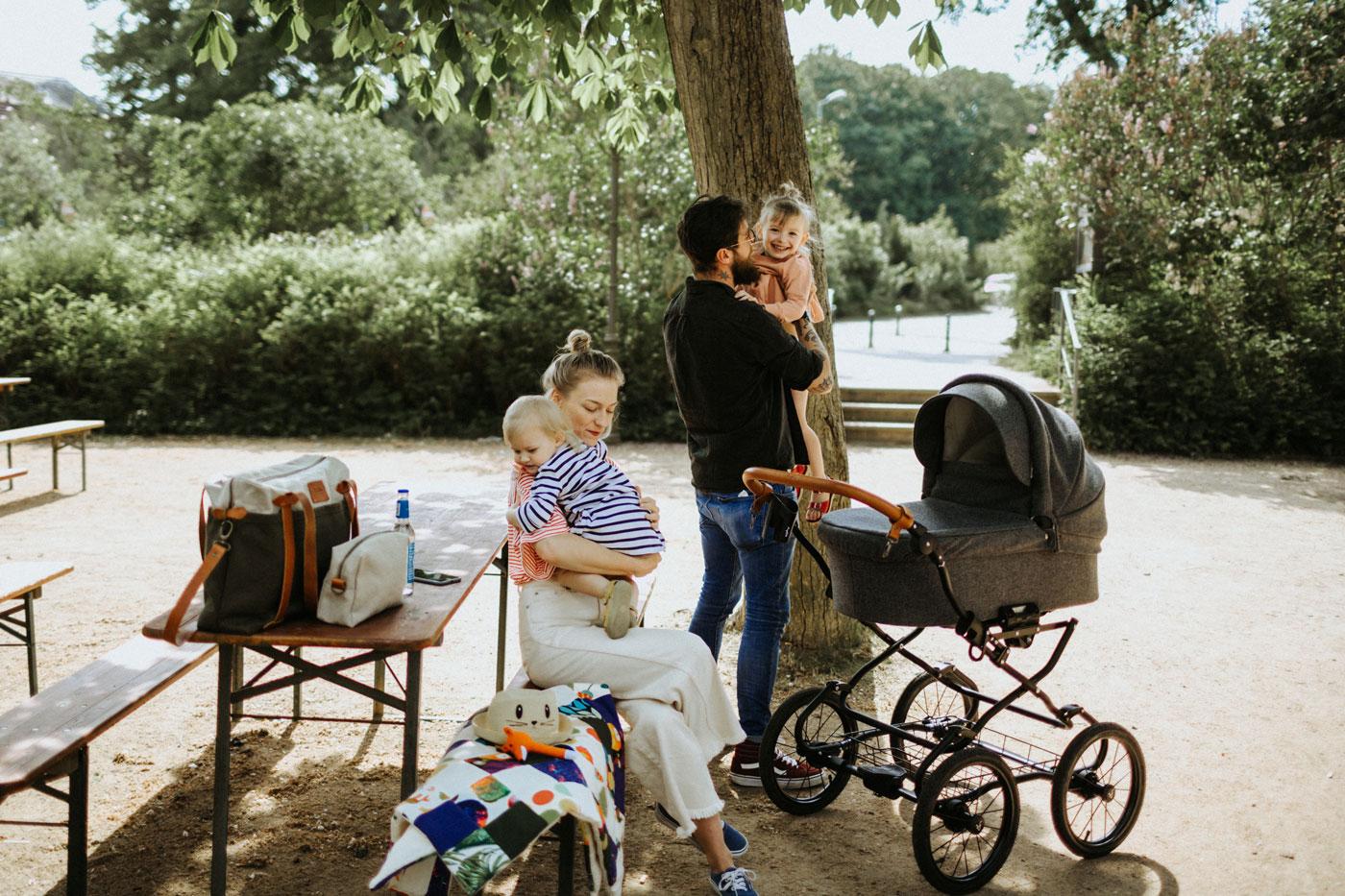 AngelCab Nachhaltige Kinderwagen