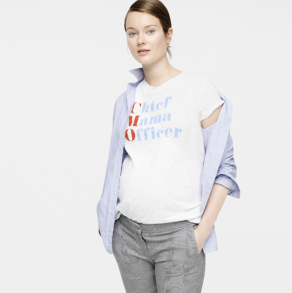 J.Crew Hatch Maternity
